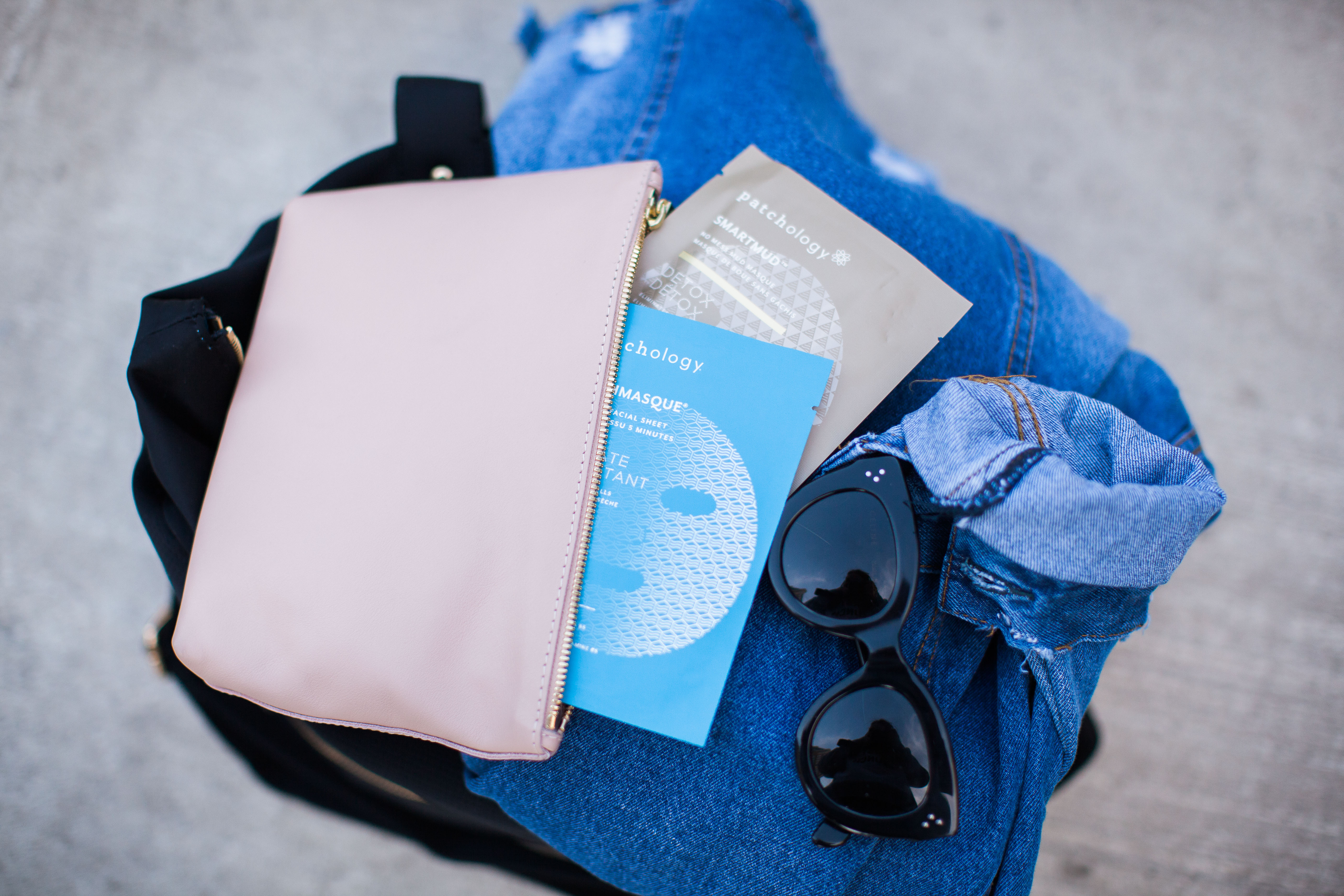 Travel Essentials For Skin: Patchology