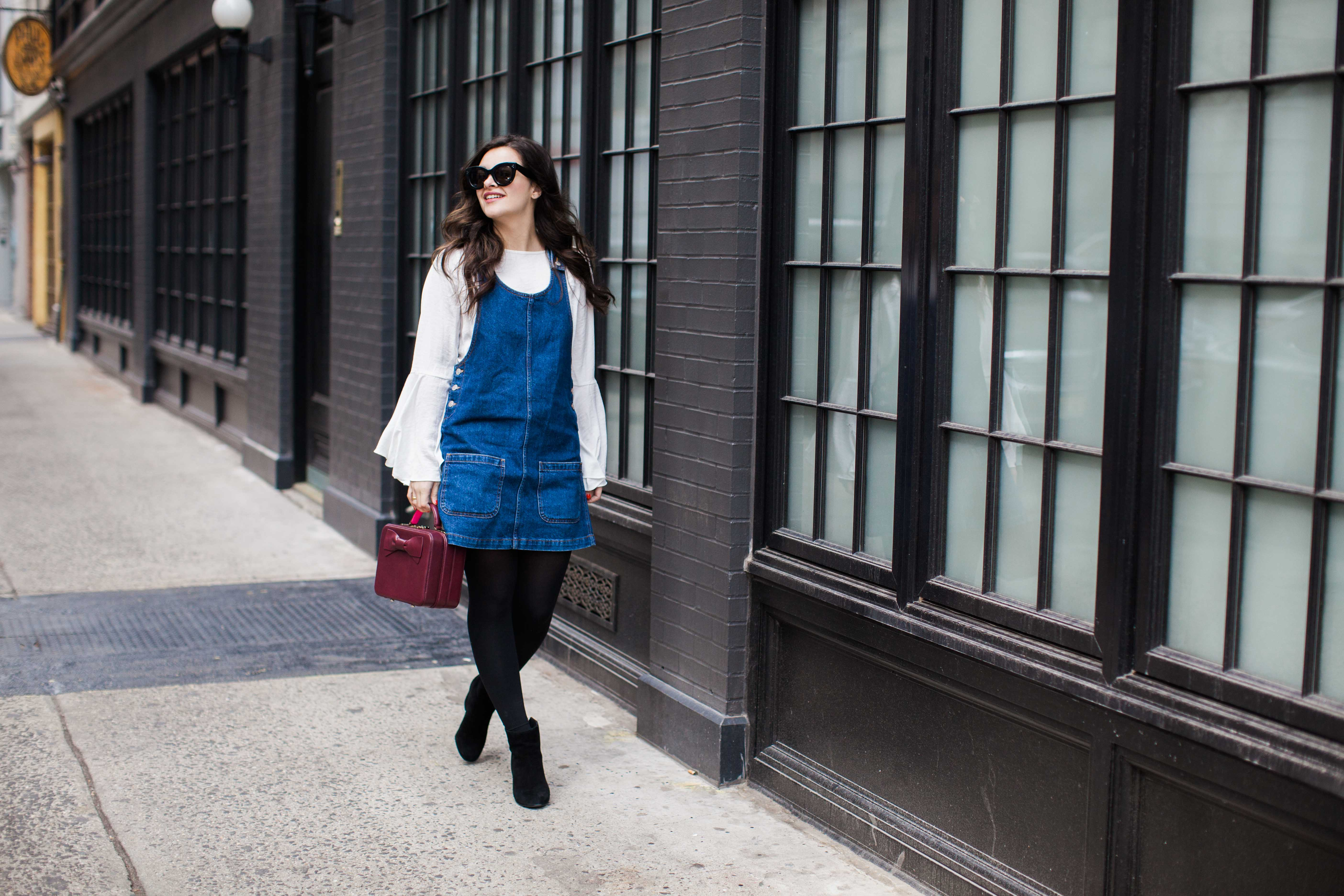 How To Style A Bell Sleeve Shirt