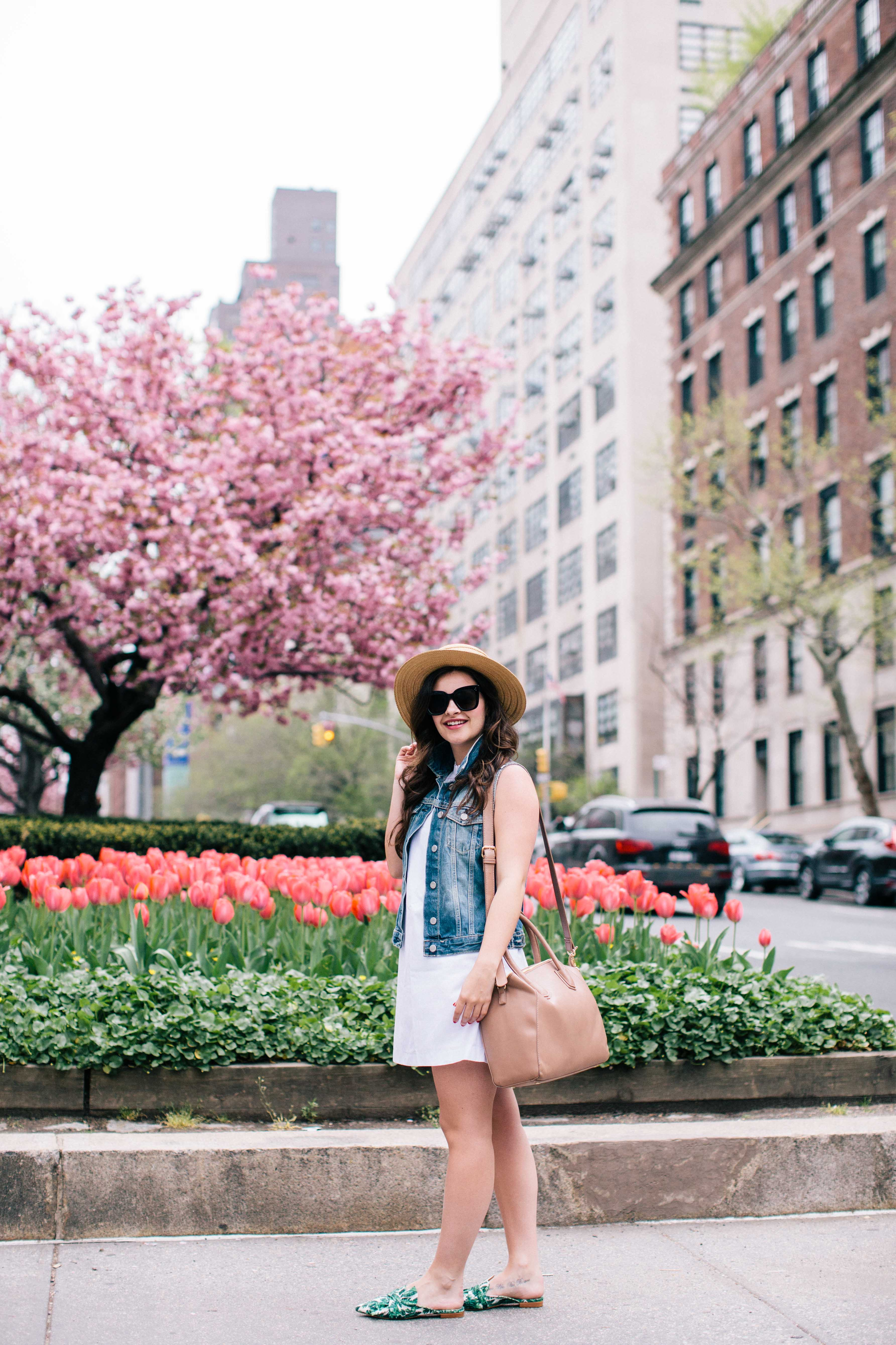 The 7 Spring Hats Under $100 by NYC fashion blogger Dana of Pink Champagne Problems