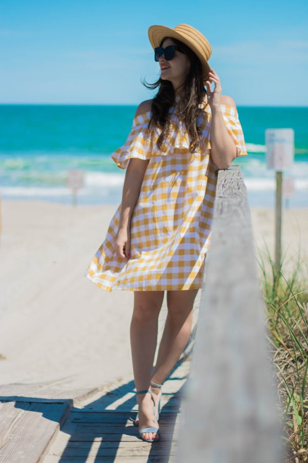 The Gingham Dress