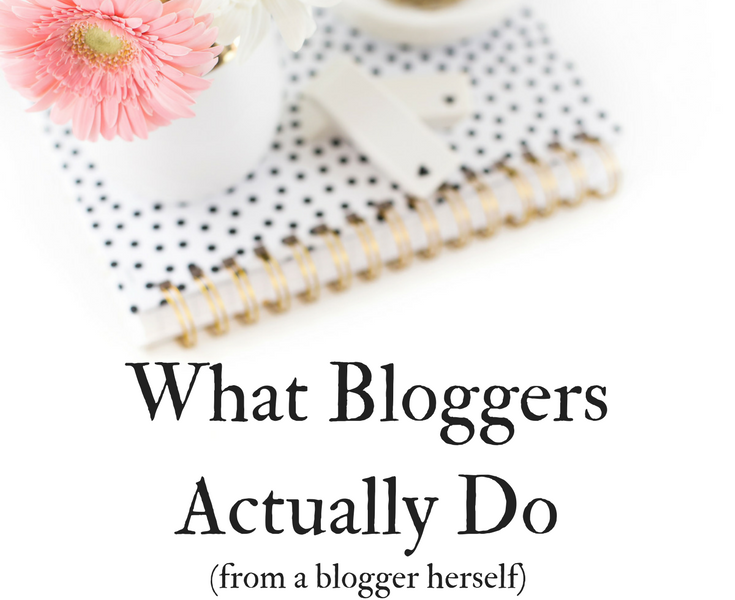 A Blogger Explains What Blogging Is